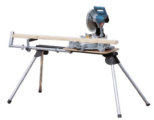 Tracrac 24300 Tracmaster Miter Saw Work Station Portable