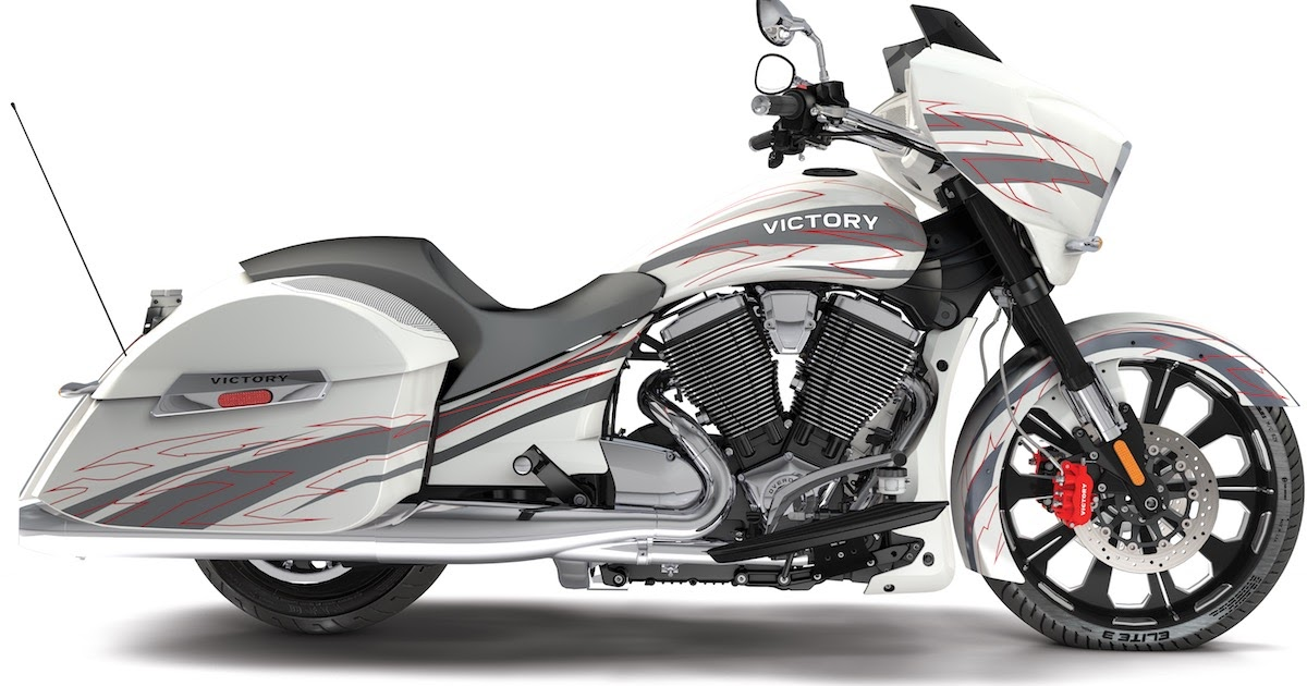 Motorcycle 2017  2017 Victory Motorcycles Lineup First Look