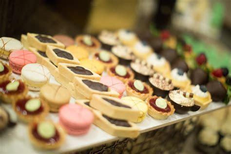 Kahn's Catering Wedding Tasting