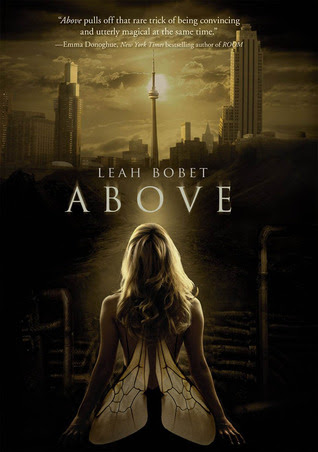 Above by Leah Bobet  - 1st April 2012
