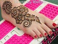 Tatuajes Temporales De Henna O Menhdi