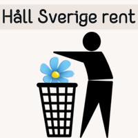 Håll Sverige rent från Sverigedemokraterna