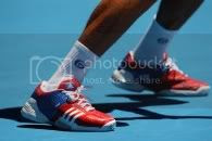 novak djokovic shoes australian open 2012