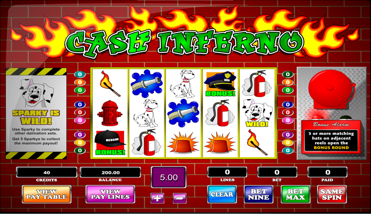 ★★★DOWNLOAD SLOTS JACKPOT INFERNO - THE #1 PAYING CASINO SLOT MACHINE! ★★★ Slots Jackpot Inferno is a video slots experience that will dazzle you with unmatched excitement and challenge your senses with games of chance! Offering a wide variety of reel styled slot machine games from traditional casinos around the world.New slots games will be frequently unlocked while our very 4,6/5(19,7K).