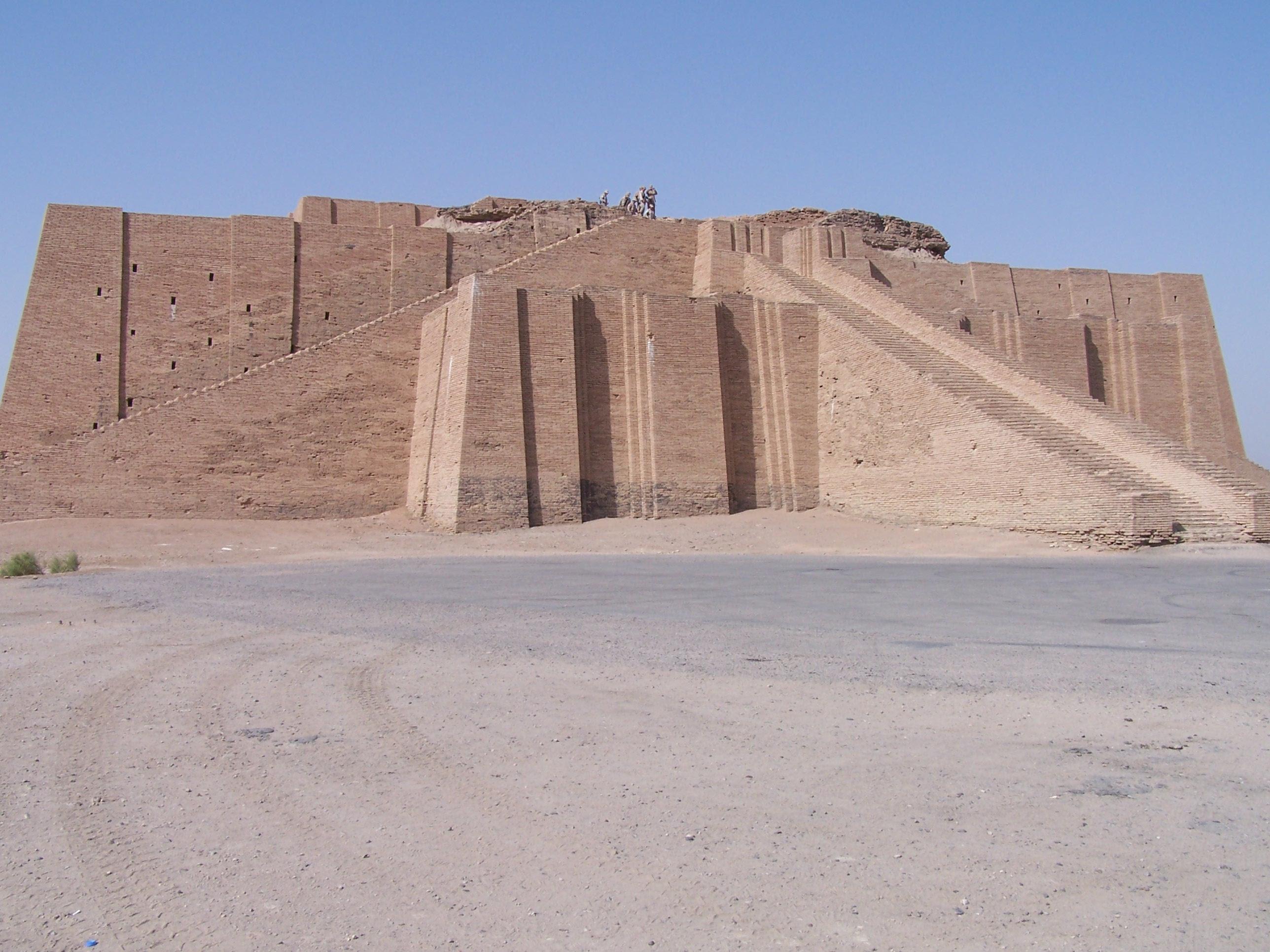 http://upload.wikimedia.org/wikipedia/commons/9/93/Ancient_ziggurat_at_Ali_Air_Base_Iraq_2005.jpg