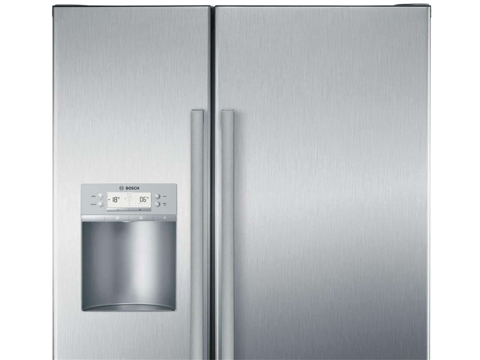 Bosch Kühlschrank Einstellung Super : Bosch side by side kühlschrank bedienungsanleitung rachael haugh