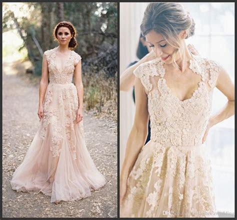 Best 25  Blush colored wedding dress ideas on Pinterest