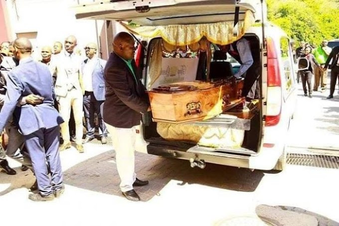 Controversial Prophet Trends After Claiming To Have Raised A Dead Man During Service (See Photos)