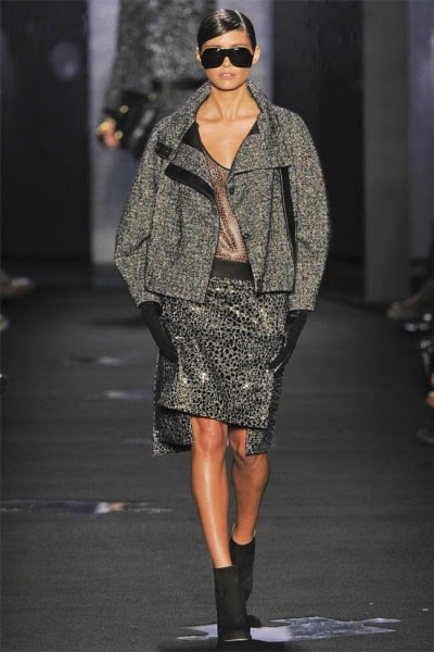 DVF New York Fall 2012