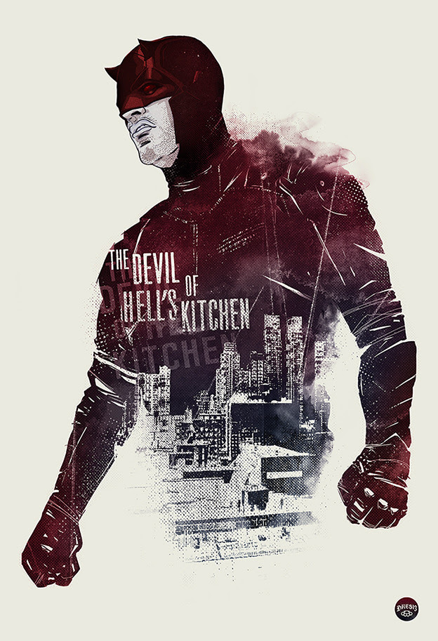 Daredevil: The First Defender by André Greppi