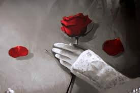 rose morte