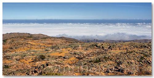 Mar de bruma na Serra da Estrela... by VRfoto