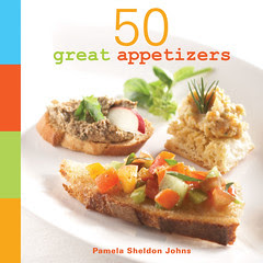 50 Great Appetizers by Pamela Sheldon Johns 1