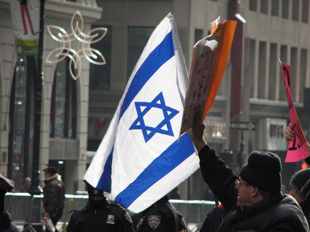 Standing for Israel