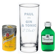 Gin & Tonic O Clock gift set