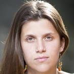 Camila Speziale tiene 21 años y es activista de Greenpeace.