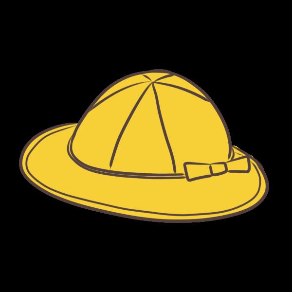 帽子のイラスト かわいいフリー素材が無料のイラストレイン