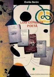 Libro que versa sobre la vida y obra del poeta Luis Cernuda