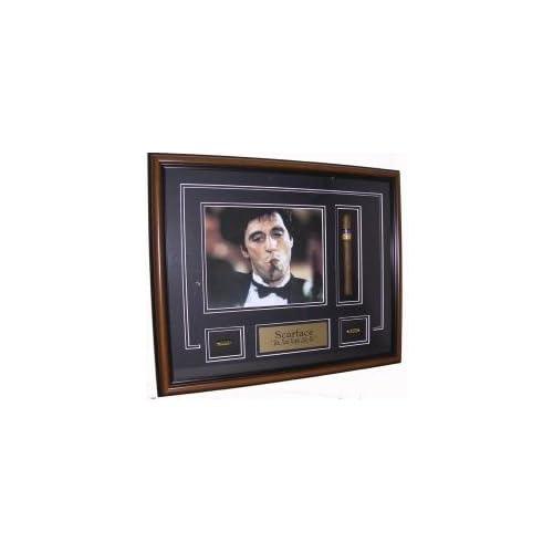 Al Pacino Scarface You Need People Like Me Cigar Framed
