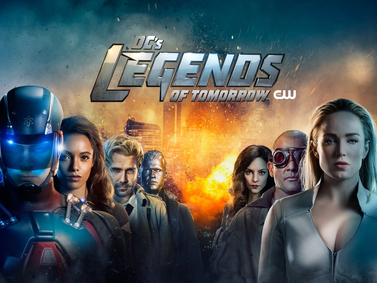 Legends Of Tomorrow Dclegendstv