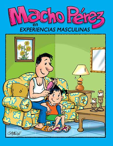 Comics Macho Pérez