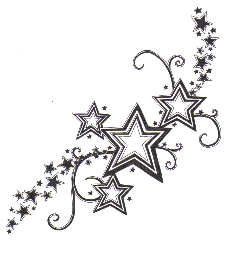 25 Star Tattoos Ideas For Men And Women The Xerxes