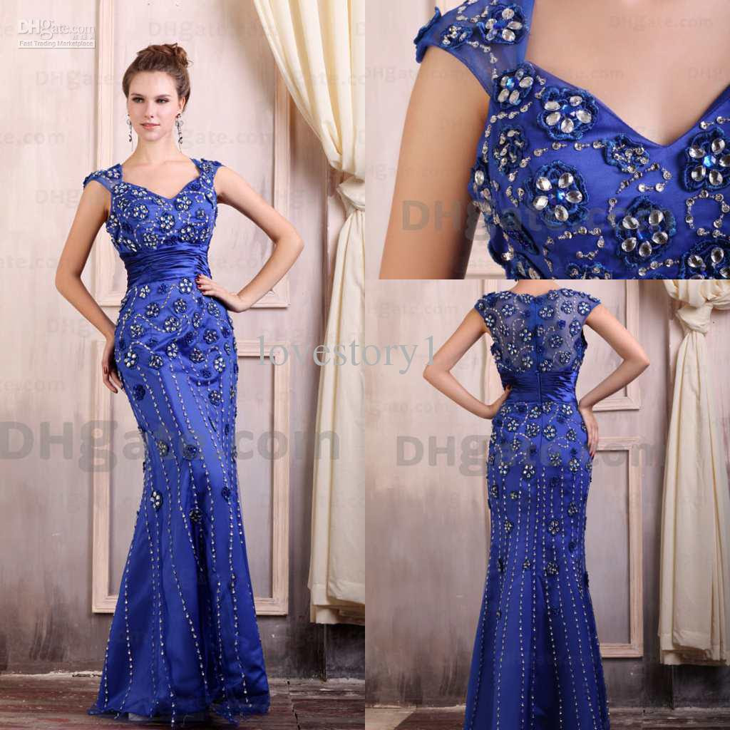 Evening gown pageant dresses