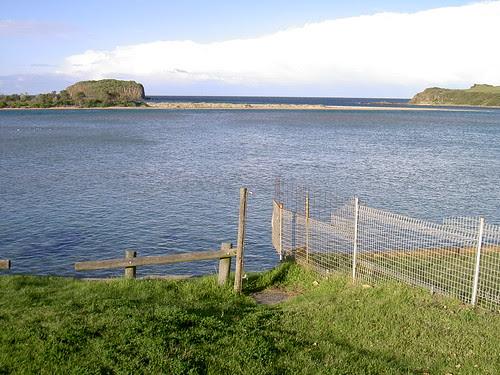 Stack Island, Minnamurra
