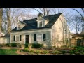 Cape Cod Cottage Style House