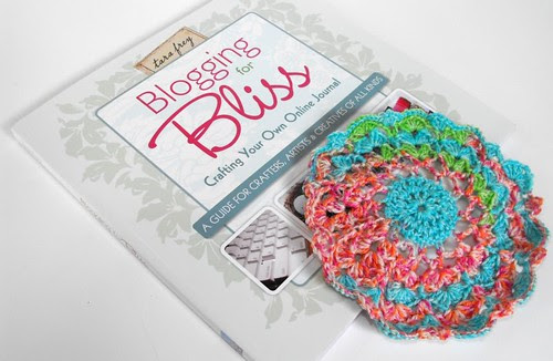 Bliss & Crocheted Doilie edited