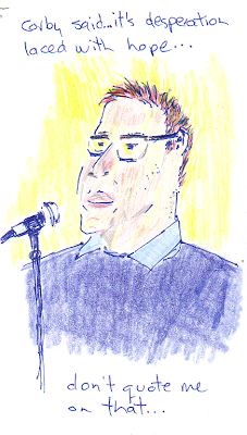 Drawing of John Stiles