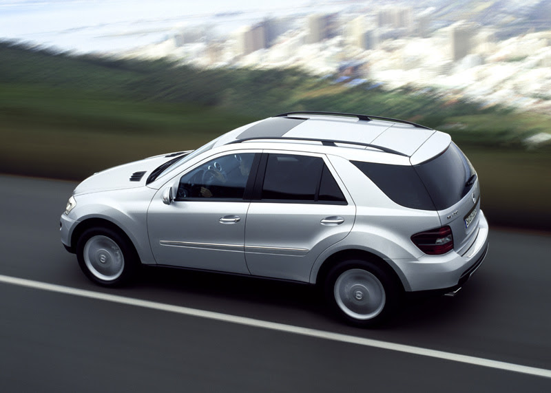 Image: 2006 Mercedes-Benz ML350 - side, size: 800 x 571 ...