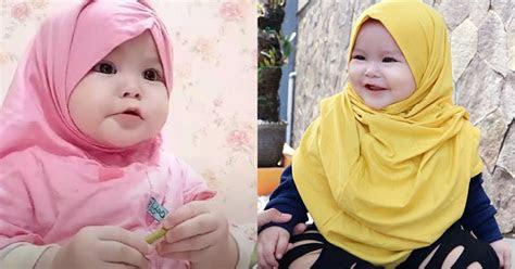 foto anak kecil cantik hijab tutorial hijab terbaru