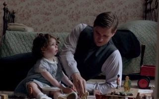 Video: Downton Abbey Series 4 Episode 5 Preview! Mary, Tom & Children in the Nursery