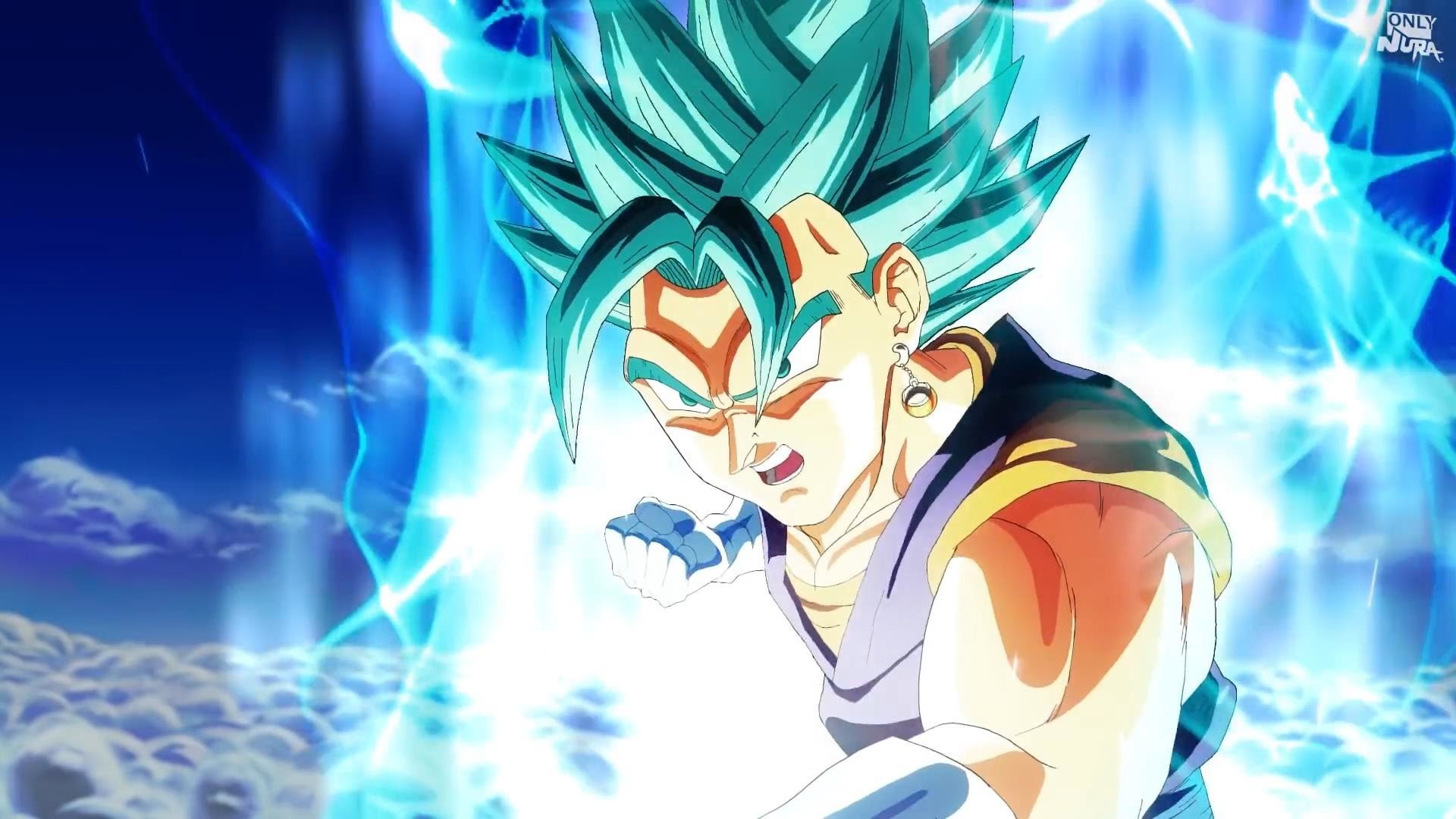 Ultra Hd Goku Super Saiyan Blue Wallpaper Hd Gambarku