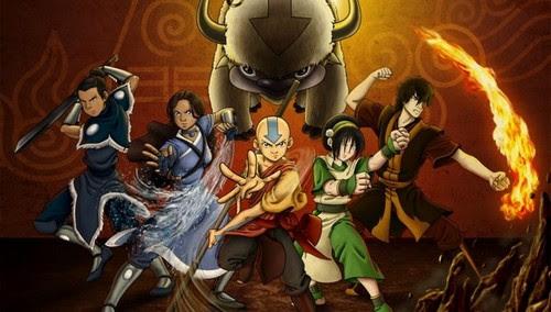 Avatar A Lenda De Aang Apaixonados Por Séries