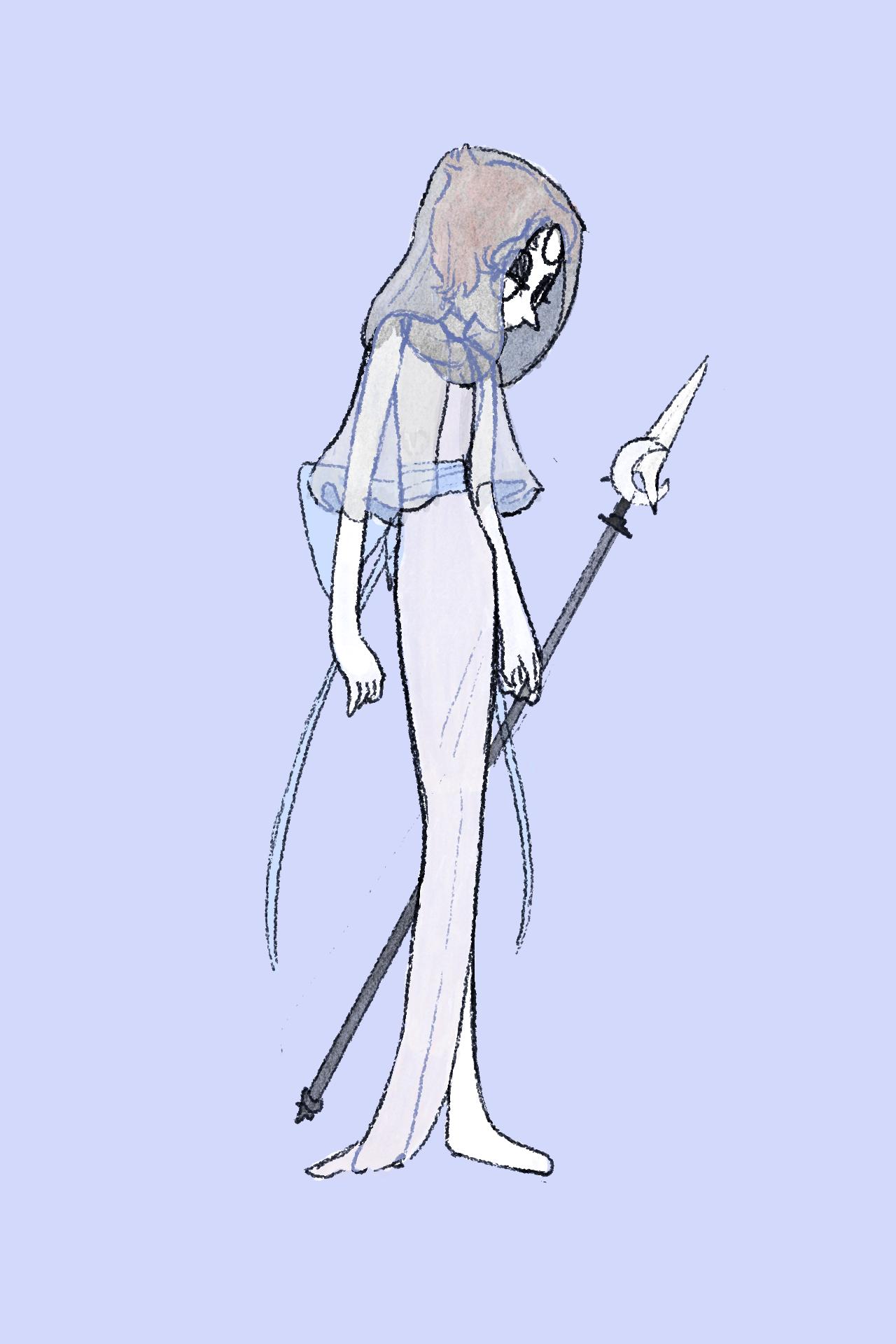 evil pearl