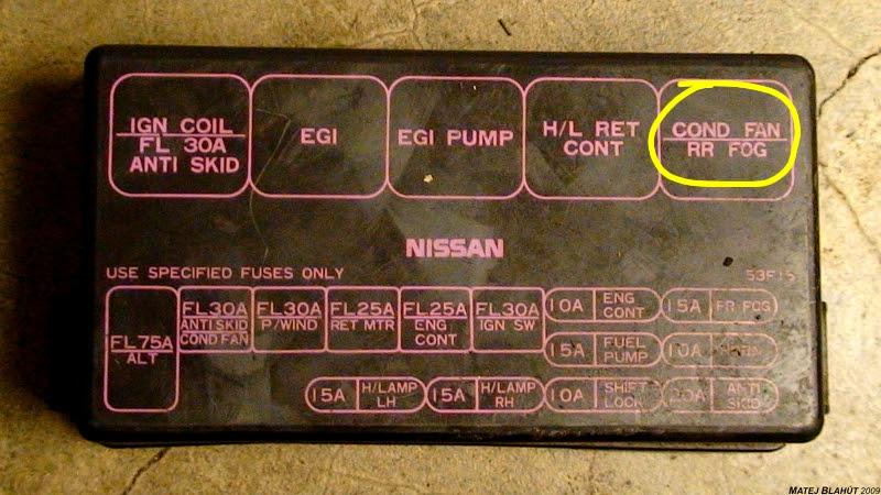 95 240sx fuse diagram 1996 nissan 240sx wiring diagram wiring diagram  1996 nissan 240sx wiring diagram