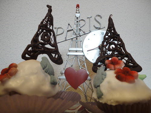 Cupcakes parisinos 3
