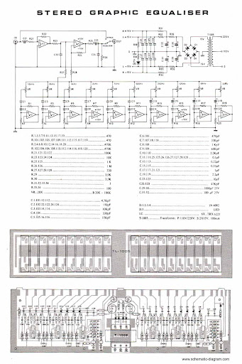 i\u0027m yahica layout skema equalizer 40ch5 Channels 2 Octave Graphic Equaliser By 4558 #21