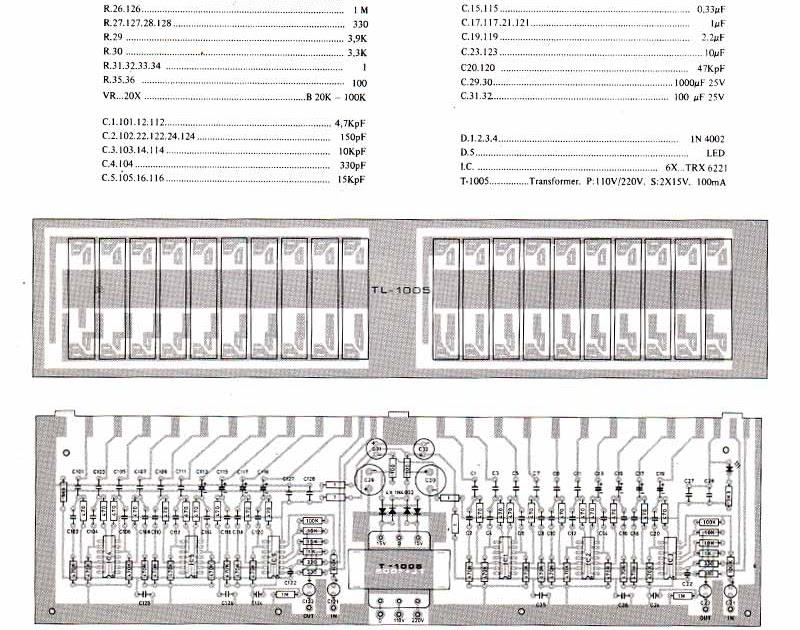i 39 m yahica layout skema equalizer 40ch. Black Bedroom Furniture Sets. Home Design Ideas