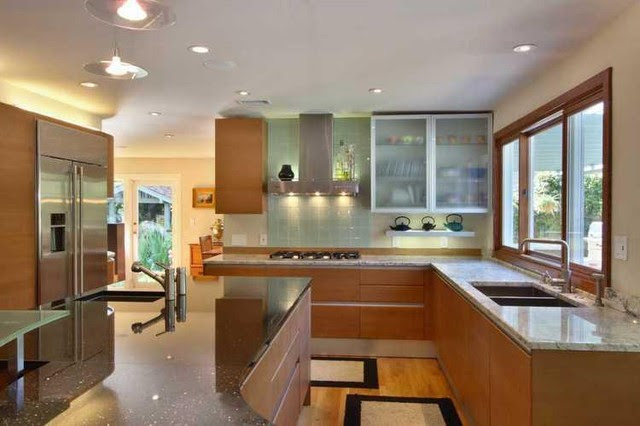 ARTIKA IN LA JOLLA CALIFORNIA Contemporary Kitchen