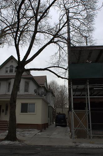 16 Slocum Place (left) & 651 Coney Island Avenue (right)