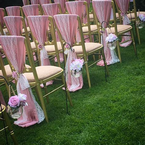 Wedding ceremony decoration   Elf Occasions Venue Styling