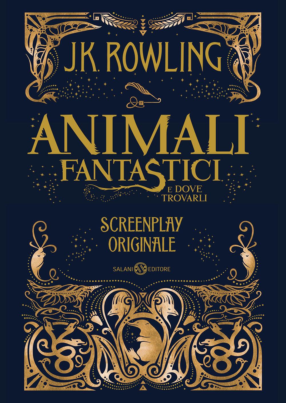 Animali fantastici e dove trovarli