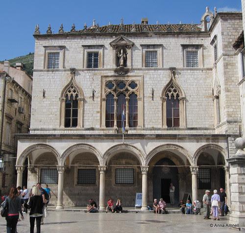 Croatia, Dubrovnik, Sponza Palace  2010 152
