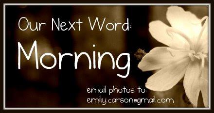 Next week, morning