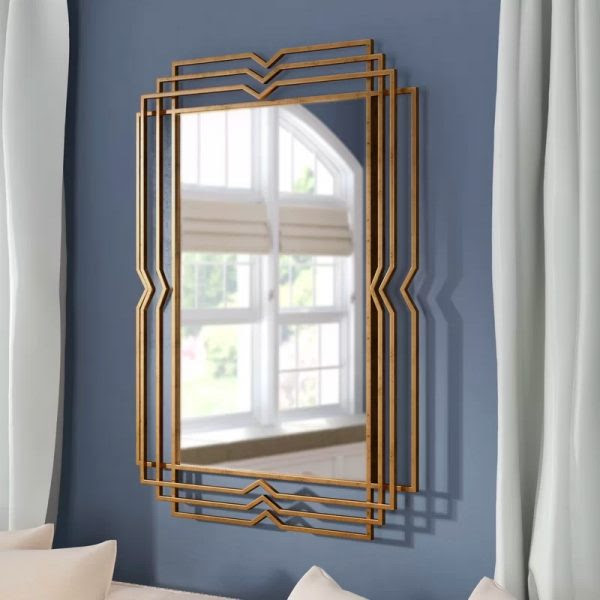51 Decorative Wall Mirrors To Fill That Empty Space In Your Wall