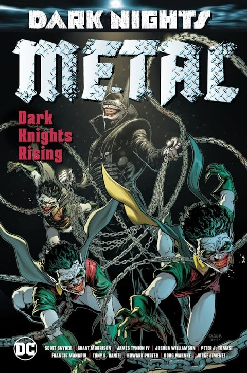 Batman Dark Nights Metal Comic
