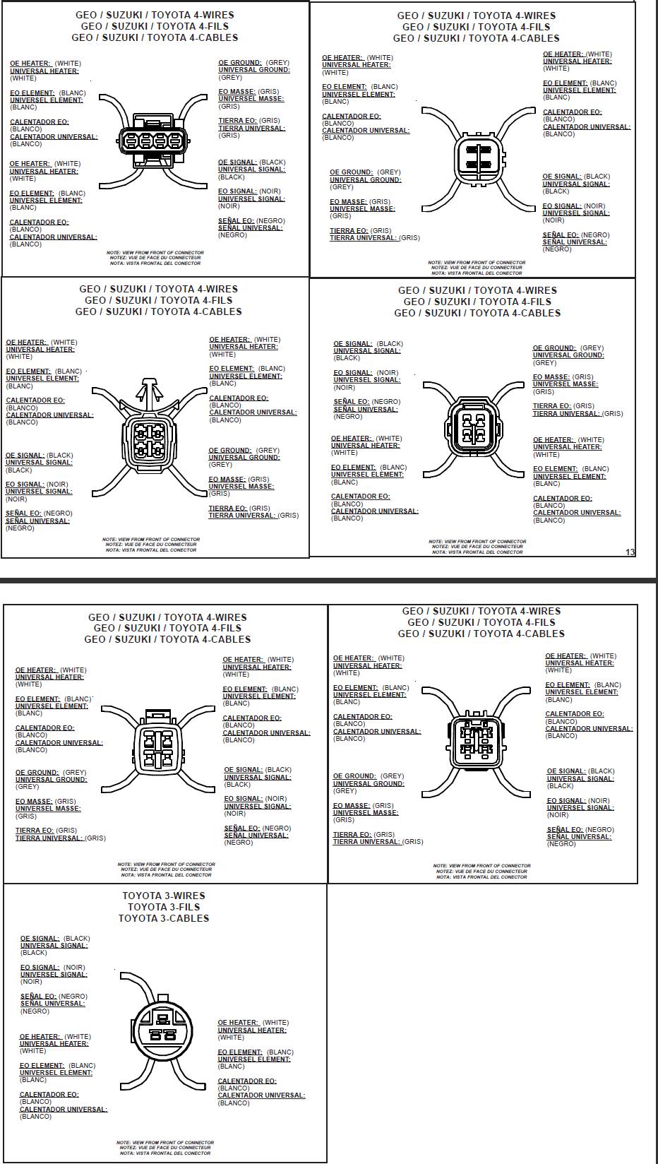 Bosch Maf Sensor Wiring Diagram